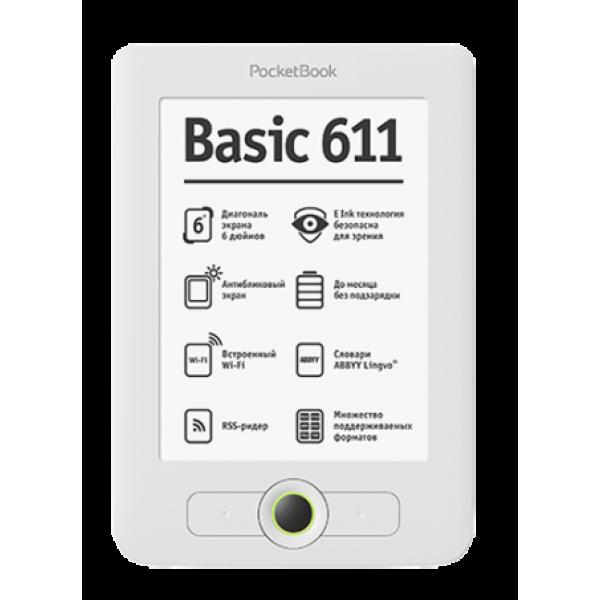 Аккумулятор для электронной книги PocketBook 611