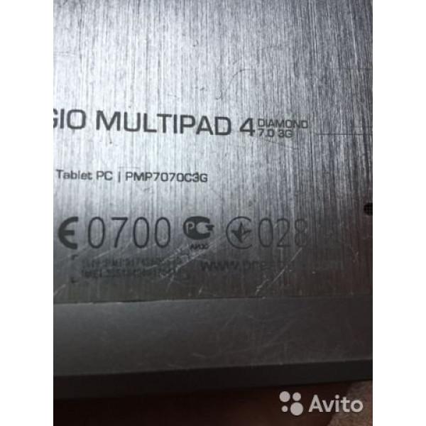 Аккумулятор для планшета Prestigio MultiPad 4 PMP7070C 3G