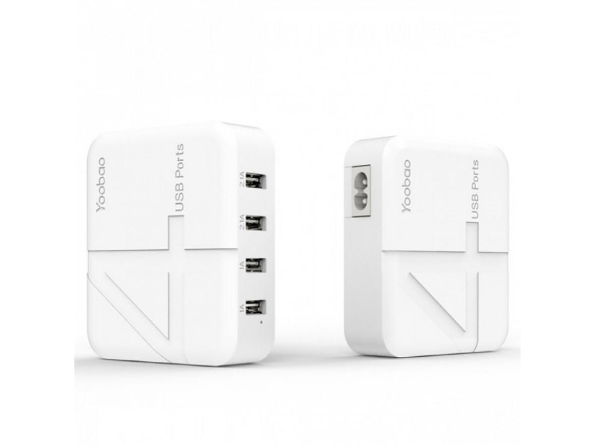 Зарядные устройства Yoobao. Как отличить оригинал от подделки?