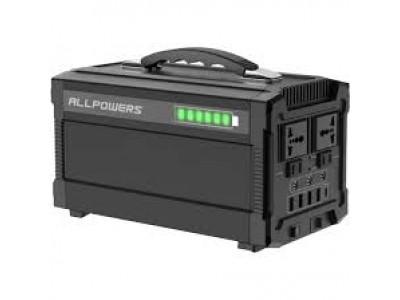 Портативные генераторы Allpowers 41600 и Allpowers 78000
