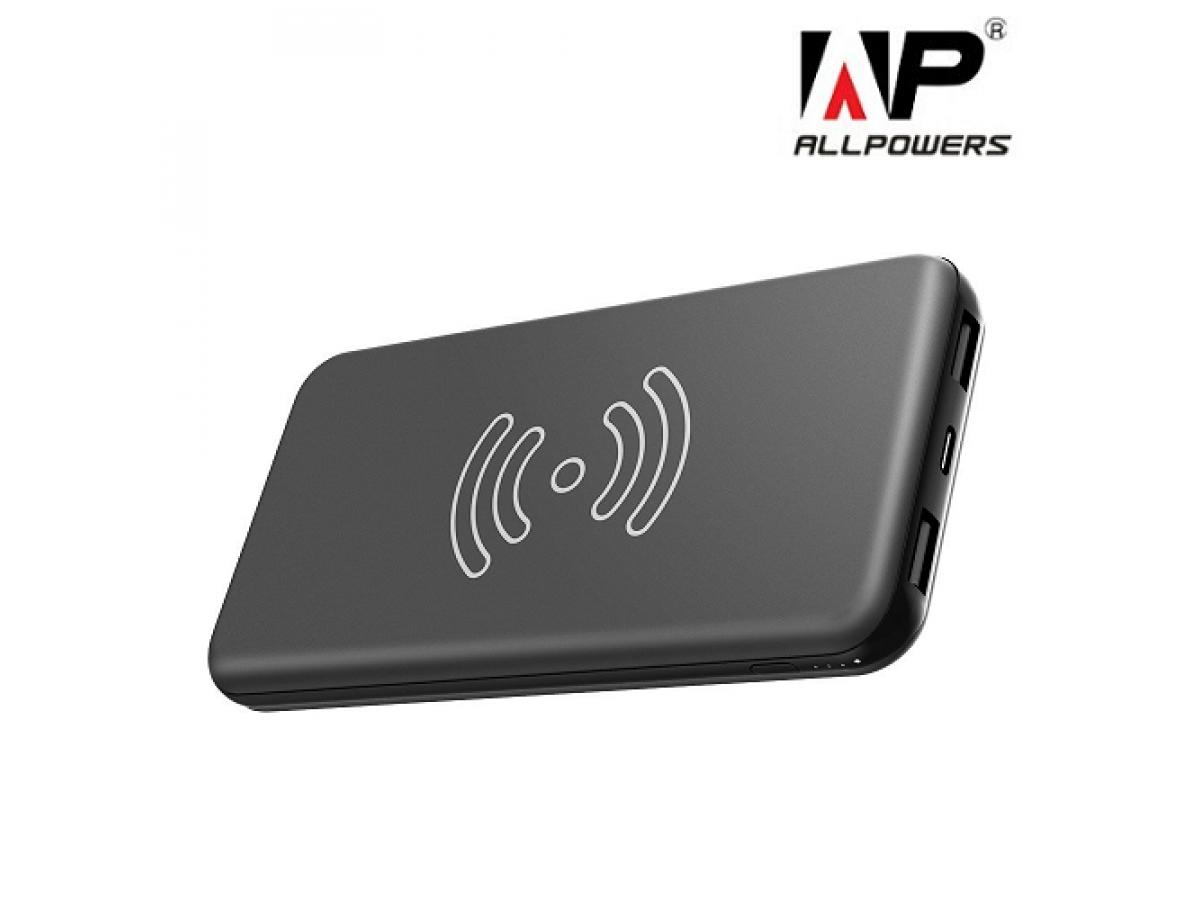 Allpowers 8000 mAh Qi Wireless