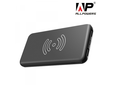 Allpowers 8000 mAh Qi Wireless