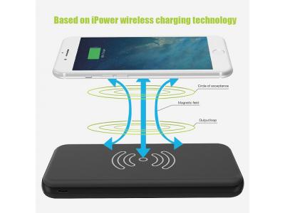 Обзор внешнего аккумулятора Allpowers 8000 mah Qi Wireless