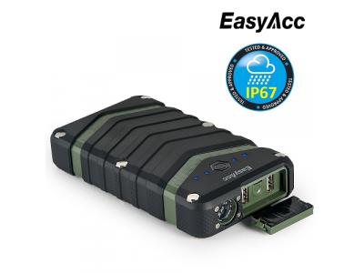 Обзор внешнего аккумулятора EasyAcc 20000 mah Outdoor