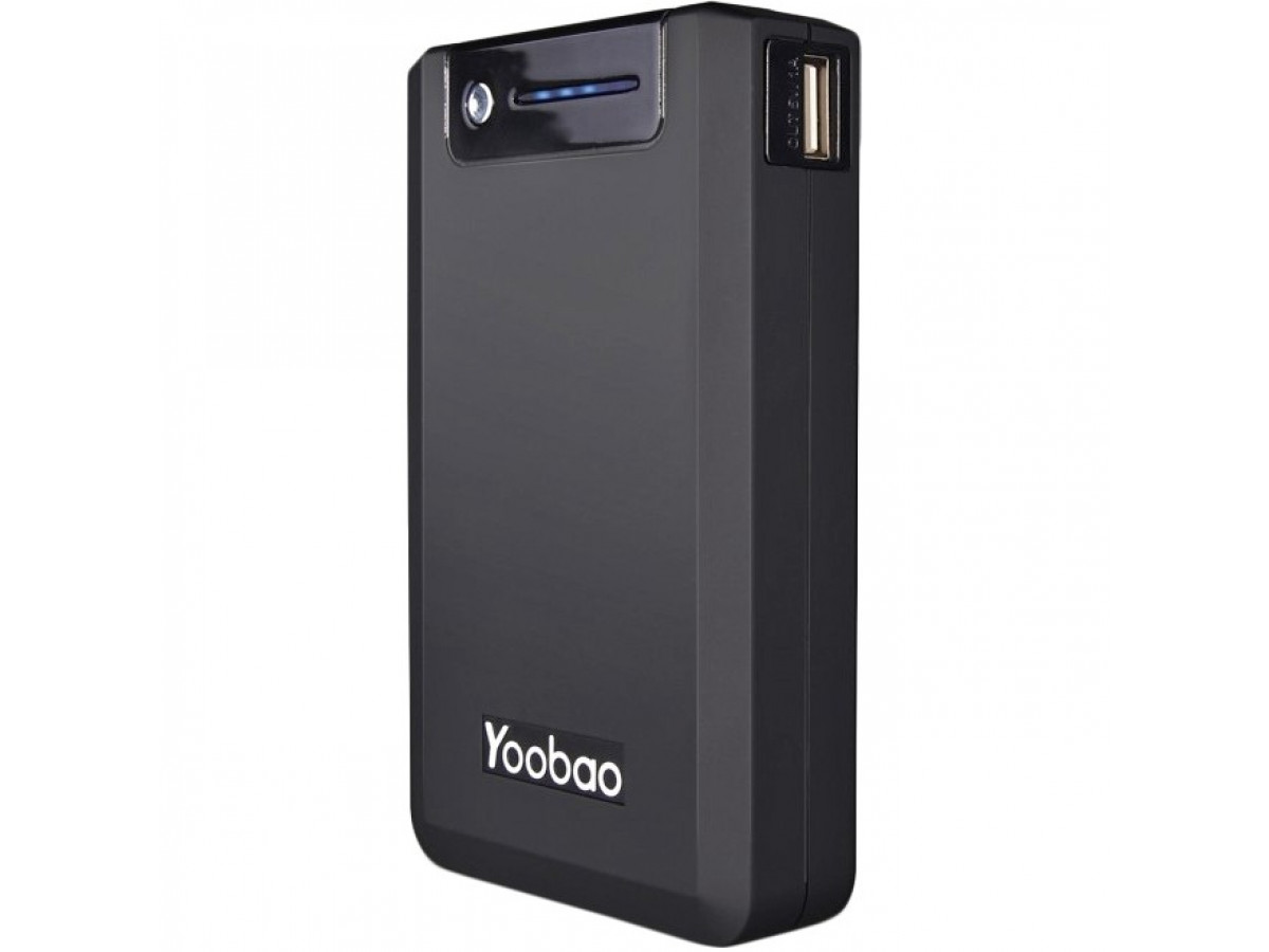 Обзор Yoobao Power Bank 13000 mAh Magic Box YB-655 pro
