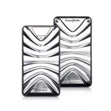 Внешний аккумулятор [Momax] Power Bank 16800 mAh iPower Turbo, silver