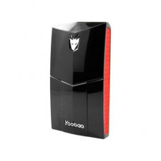 Внешний аккумулятор [Yoobao] Power Bank 13000 mAh Thunder YB-651, black