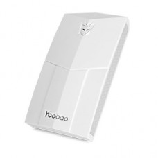 Внешний аккумулятор [Yoobao] Power Bank 13000 mAh Thunder YB-651, white