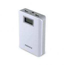 Внешний аккумулятор [Remax] Power Bank 10000 mAh Power Box, white