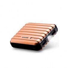 Внешний аккумулятор [Momax] Power Bank 11200 mAh iPower GO+, gold
