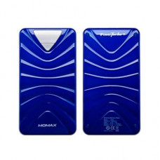 Внешний аккумулятор [Momax] Power Bank 13200 mAh iPower Turbo C, blue