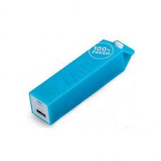 Внешний аккумулятор [Momax] Power Bank 2600 mAh iPower Milk