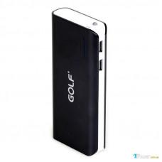 Внешний аккумулятор [GOLF] Power Bank GF-205 13000 mAh, black+white