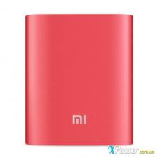 Внешний аккумулятор [Xiaomi] Power Bank 10400 mAh, pink