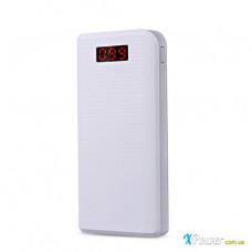 Внешний аккумулятор [Remax] Power Box 30000 mAh, white
