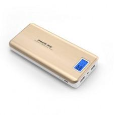 Внешний аккумулятор [Pineng] Power Bank 20000 mAh PN-999, gold