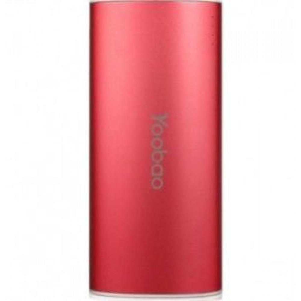 Внешний аккумулятор [Yoobao] Power Bank 5200 mAh Magic Wand YB-6012, red