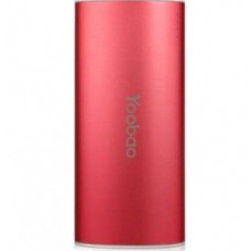 Внешний аккумулятор [Yoobao] Power Bank 5200 mAh Magic Wand YB-6012, red