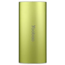Внешний аккумулятор [Yoobao] Power Bank 5200 mAh Magic Wand YB-6012, green