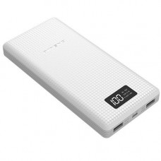 Внешний аккумулятор [Pineng] Power Bank 20000 mAh PN-969, white