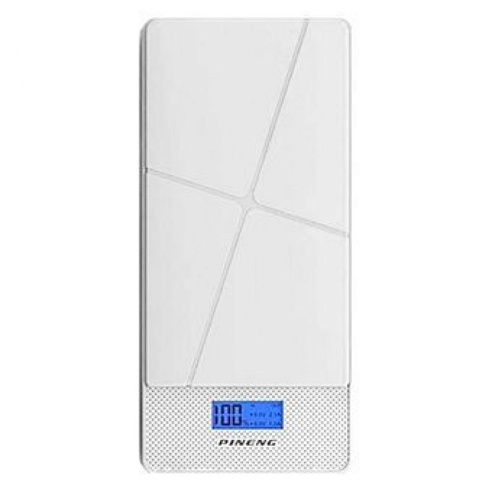 Внешний аккумулятор [Pineng] Power Bank 10000 mAh PN-983s, white