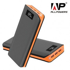 Внешний аккумулятор [Allpowers] Power Bank 20000 mAh, orange