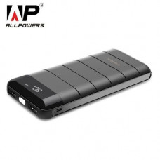 Внешний аккумулятор [Allpowers] Power Bank 20100 mAh