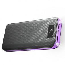 Внешний аккумулятор [Allpowers] Power Bank 20000 mAh, purple